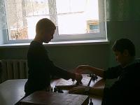 22.02.18 в школе состоялся шахматно-шашечный турнир, посвященный Дню защитника Отечества!