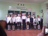 """7 марта во 2-А классе прошел праздник, посвященный Дню """"8 марта""""."""