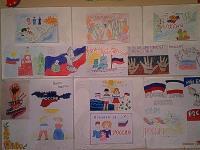 16 марта в 1-11 классах состоялся единый урок, посвященный Дню воссоединения Крыма с Россией.