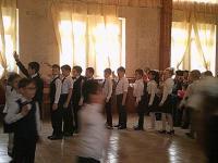 """16 марта в 1-А классе прошел праздник """"Прощание с Азбукой""""."""