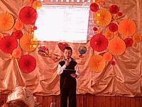 5 октября в школе прошел концерт, посвященный Дню учителя!