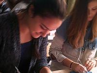 16 ноября обучающиеся школы приняли участие в акции, посвященной Дню толерантности.