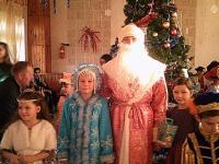 27-28 декабря в школе прошли новогодние праздники.