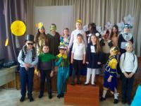 """05 апреля """"Международный день детской книги"""""""