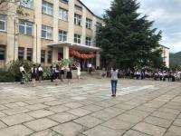 23 мая в школе прошел праздник Последнего звонка
