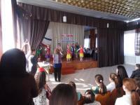 25 октября  в 5 - 11 классах был проведен единый урок ко Дню народного единства
