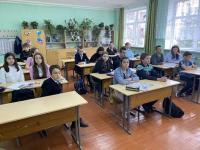 18-19 мая 2021г. в школе прошли классные часы ко Дню памяти депортации народов