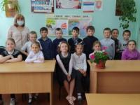 19.05.2021 первоклассники нашей школы посетили школьную библиотеку.