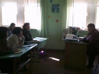 30 марта состоялись методические объединения учителей-предметников.