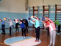 7 апреля прошел фестиваль утренней гимнастики среди обучающихся начальной школы.