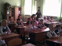 """1 сентября в 1-11 классах прошел первый урок """"Мир, дружба, детство!"""""""