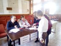 24.10.2018 в школе состоялись выборы Президента ученического самоуправления.