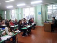 В ноябре-декабре в школе проходили родительские собрания в 1-11 классах, согласно плану психолого-педагогического просвещения родителей.