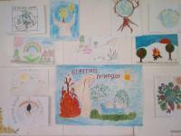 с 14.01 по 17.01 в школьной библиотеке прошли экологические чтения