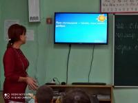 27.11.2020 в школе прошли классные часы посвященные Дню Матери