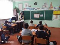 20.01.2021 в школе прошли классные часы ко Дню Республики Крым
