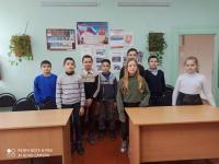 с 18.01.2021 по 29.01.2021 в школе прошли уроки памяти жертв Холокоста и воинов Красной армии,  освободителей Аушвица (Освенцима).
