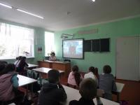 8 ноября  был организован и проведен урок по безопасности в сети Интернет